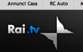 il nuovo sito della RAI