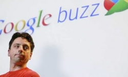 Serge Brin di Google presenta Google Buzz