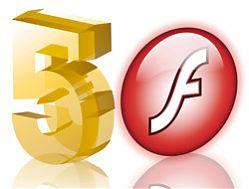 html5 contro flash?