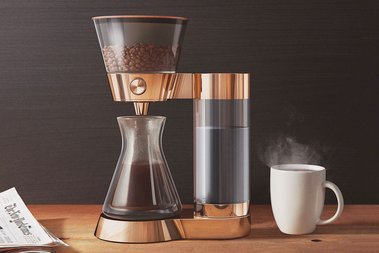 Poppy Pour-Over, uno degli esempi di Amazon Dash Replenishment Service
