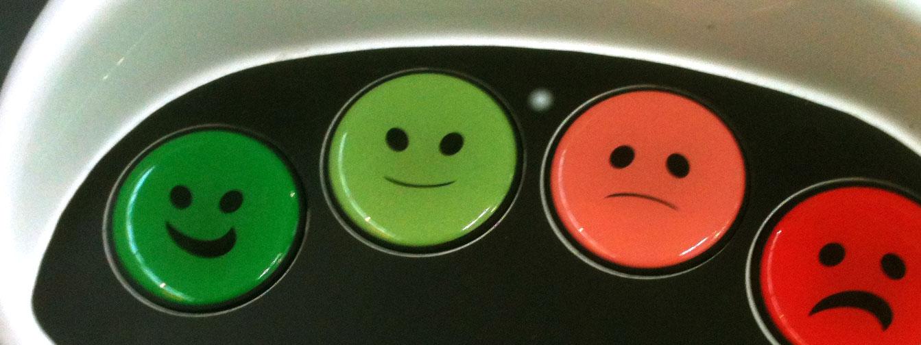 soddisfazione utente