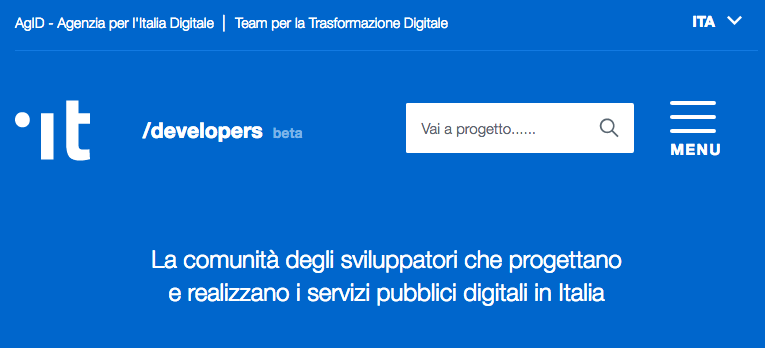 Nasce Developers.Italia