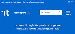Nasce Developers.Italia