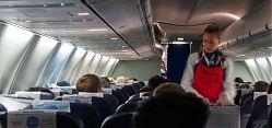 Assistente di volo in volo